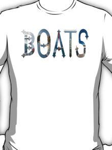 Dymond Speers Boats T-Shirt