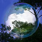 A Bubbly Cloudscape by Julie's Camera Creations <><