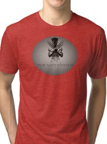 The wolverine Tri-blend T-Shirt