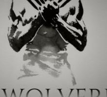 The wolverine Sticker