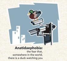 Anatidaephobia by Matt Mawson