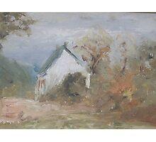 Cottage at Keston Photographic Print