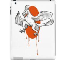 Sunset Microraptor  iPad Case/Skin