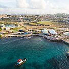 Pilot Boat in Curacao by dbvirago