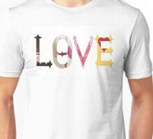 Dymond Speers LOVE Unisex T-Shirt