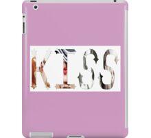 Dymond Speers KISS iPad Case/Skin