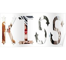 Dymond Speers KISS Poster
