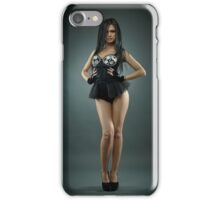 Exotic dancer iPhone Case/Skin