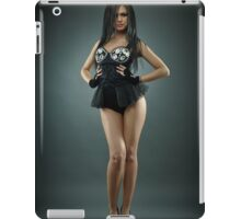 Exotic dancer iPad Case/Skin