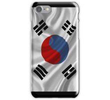 South Korean Flag iPhone / Samsung Galaxy Case iPhone Case/Skin