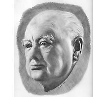 Churchill Photographic Print