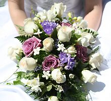 Bride's Bouquet by spencerphotos