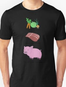 Pigs. The Ultimate Machine. T-Shirt