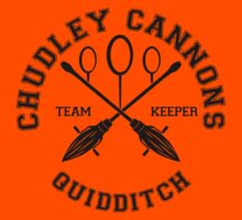 Chudley Cannons - Team Keeper by quidditchleague