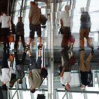 Reflection-Belgium Airport 2 by Antanas