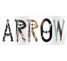 Dymond Speers Arrow Poster