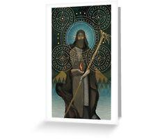 Solas Greeting Card