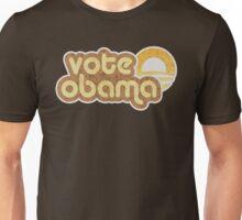 Vote Obama Retro t shirt Unisex T-Shirt
