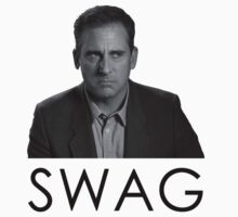 Steve Carell Swag by TheNorthWolf