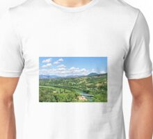 Rural Alpes-de-Haute-Provence in the Summer Unisex T-Shirt