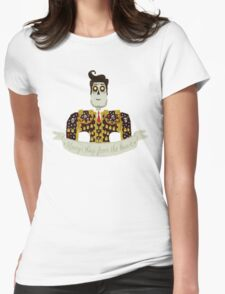 Manolo Sanchez - The Book of Life Womens Fitted T-Shirt