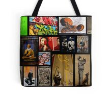 Banksy & Friends Tote Bag