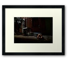 Born From This Earth - The Lovers Framed Print