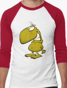Chuffa! Men's Baseball ¾ T-Shirt