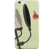 The Unheard Voice iPhone Case/Skin