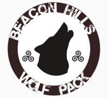 Beacon Hills Wolf Pack T-Shirt