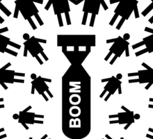 BOOM Power Sticker