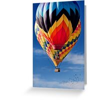 Mass Ascension Greeting Card