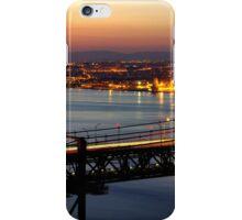 Bridge Over Tagus iPhone Case/Skin
