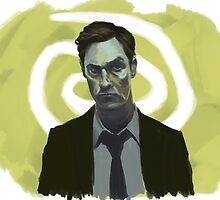 Rust Cohle - True Detective by allolune