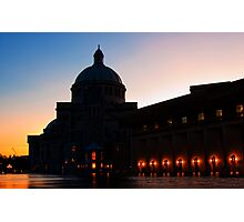 church of christian science Photographic Print