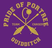 Pride of Portree - Team Chaser by quidditchleague