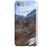 Himalayan Town Of Muktinath iPhone Case/Skin