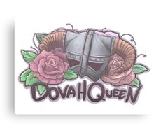 DovahQueen Canvas Print