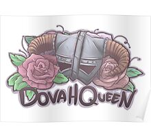DovahQueen Poster
