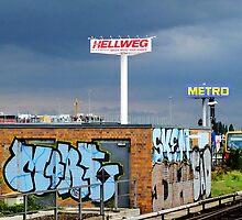 Go to Hellweg by richbos