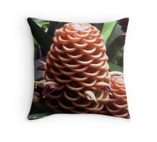 Exotic Beehive  Throw Pillow