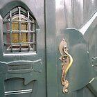 porte Art Nouveau de Bruxelles by William Lyszliewicz
