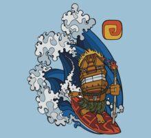 Tiki Surfer by TMP Design