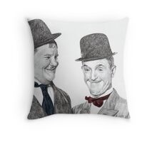 'Big Smiles' Throw Pillow
