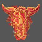 bull by Brad Lutjens