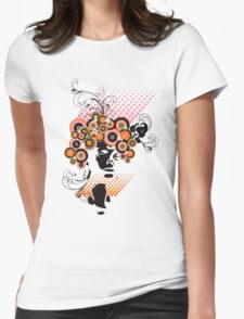 Dollie :: Funky Bloom Hair T-shirt T-Shirt