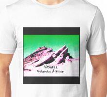 roswell tv show Green sky Velandra & Kivar Unisex T-Shirt