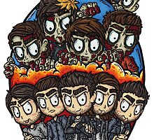 ATL/YMAS Apocalypse  by Holly Chapman