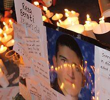 Reza Berati. Murdered in Manus.IMG_8273 by Trevor Corran