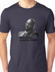 Stringer Bell - games beyond the Game Unisex T-Shirt